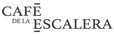 Cafe escalera logo
